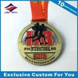 Kundenspezifischer Soem-Medaillen-Sport-Herausforderungs-Metallmedaillon-Lieferant in China