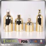 Bouteille en aluminium spéciale d'huile essentielle de métallisation sous vide