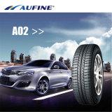 Neumáticos del vehículo de pasajeros de la alta calidad, buenos neumáticos de goma usados en los coches