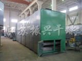 Secador da correia do engranzamento da série de Dw para pelotas do carbono