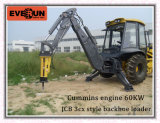 Tipo de Everun carregador do Backhoe de 7 toneladas com certificado do Ce (ERB25)