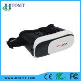 vidrios de la realidad virtual 3D del rectángulo de Vr de los vidrios 3D para el teléfono móvil con el regulador del telecontrol de Bluetooth