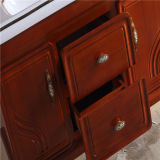 Side Cabinet를 가진 높은 Quality Floor Standing Bathroom Cabinet