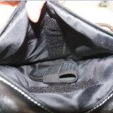 GB006 OEM de Zwarte Pu Handtas van de Zak van Crossbody van het Sluiten van het Kanon van Dames