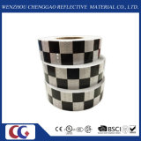 青かWhite Grid Design Reflective Conspicuity Tape (C3500-G)
