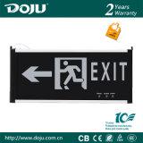 Luz Emergency recargable material ignífuga patentada DJ-01c2 del producto LED con CB