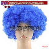Produits annexes d'usager de perruque d'usager de perruque d'Afro de cheveu de costume (PS2001)