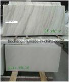 Mattonelle di marmo bianche cinesi di Guangxi per la decorazione del pavimento o della parete
