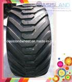부상능력 타이어, 변죽 (13.00X15.5)를 가진 농업 농장 방안 타이어 (400/60-15.5)