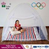 Base 2016 chinesa da tampa da rede de mosquito dos atletas dos Olympics de Rio de Brasil