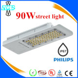 100W diodo emissor de luz Street Light, diodo emissor de luz Outdoor Road Lamp