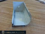 Het populaire HoofdProfiel van het Aluminium van het Spoor voor de Zonneblinden van de Rol
