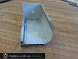 Perfil de alumínio da trilha principal popular para cortinas de rolo