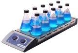 Agitadores magnéticos de la Multi-Posición, agitador del laboratorio