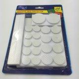 Almofadas adesivas de feltro para prevenir a raspagem