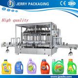 volle automatische flüssiges Reinigungsmittel-Füllmaschine der Wäscherei-250ml-5000ml