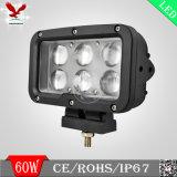 Nuovo indicatore luminoso di azionamento di 60W LED per il veicolo fuori strada (HCW-L6095)