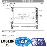 Assy del radiatore per benz W204 C-Class/07_ C180cgi 204 5000203