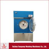 Équipement de blanchisserie commercial (laveuse, sécheuse, fer à repasser, dossier)