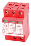 1000VDC SPD 40ka Solar Surge Protector PV System Lightning Arrester