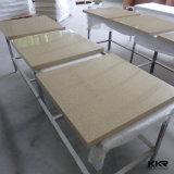 人工的な石造りのアクリルの固体表面のダイニングテーブル