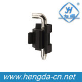 Yh9309 Black Powder Coated Zinc Alloy Industrial Electric Box Hinge