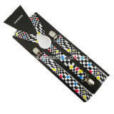 Bretella elastica 2.5*100cm (BD1009) di Y-Back della stampa unisex di modo