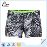 Sublimazione Running Shorts Women Latest Soft e Comfort Sports Wear