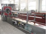 Hidro máquina de formação da câmara de ar ondulada da tubulação de mangueira do metal flexível