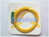 Vlecht LC/PC mm Om4 2m 0.9mm LSZH 2m LSZH