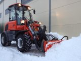 Snow Bladeの0.8トンLoading Capacity Small Loader Er08