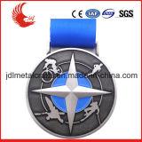 Новая конструкция резвится медаль марафона медали профессиональное латунное