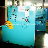 Macchina di scorrimento idraulica della lamiera sottile di QC12y