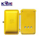 安全YellowかHandsfree/Autodial Emergency Phone Knsp-04