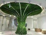 구 Mx 녹색 Wall002 수직 정원의 고품질 인공적인 플랜트 그리고 꽃