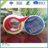 Nastro adesivo trasparente dell'imballaggio di forte concentrazione OPP con l'erogatore