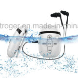 耐水性のMP3プレーヤー
