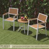 حديقة خشبيّة كرسي تثبيت فناء خشبيّة وقت فراغ جدول المواعيد مجموعة