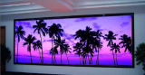 Indicador video interno elevado do diodo emissor de luz da cor cheia de brilho P4.81 para o arrendamento