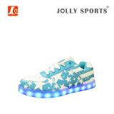 OEM van het schoeisel met LED Light Comfort Sports Casual Shoes voor Men