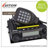 VHF/UHF 고성능 이동할 수 있는 자동차 라디오 Lt 588UV 듀얼-밴드 송수신기
