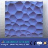 Haustier-Polyester-Faser-akustische Panels der Polyester-Faser-Material-3D