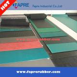 Ribbed fino Rubber Flooring Mat/Rubber Flooring Mat para Car.