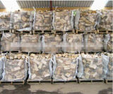 100% Material cru Big Bags pour Firewood, Ventilated Fabric
