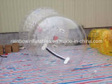 PVC Material Inflatable Water Walking Ball (RB33001) di alta qualità 0.8mm