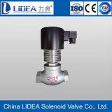 Hecho en la Alto-temperatura Steam Stainless Steel Solenoid Valve de China para Oil