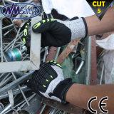 Nmsafety отрезало & плотно сжимает - упорную перчатку механика