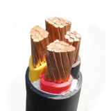 Cabo distribuidor de corrente isolado PVC de XLPE/, cabo de fio elétrico da bainha do PVC