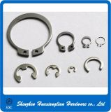 RUÍDO 471/472 de grampo de retenção do aço inoxidável para o furo de eixo