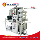 Dell'impianto a due tappe professionale di filtrazione del petrolio del trasformatore di vuoto (ZLA-150)